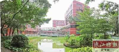 南海开放大学校园内环境幽静美丽。.jpg